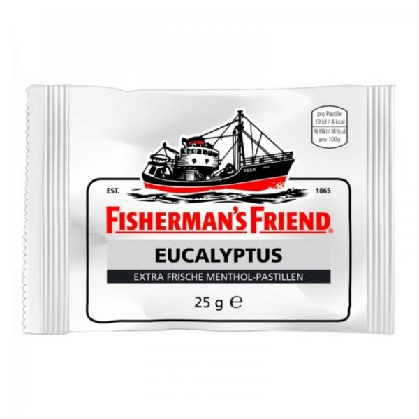 Fisherman's friend Eucalyptus Original