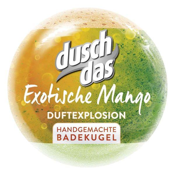 duschdas Badekugel, exotische Mango