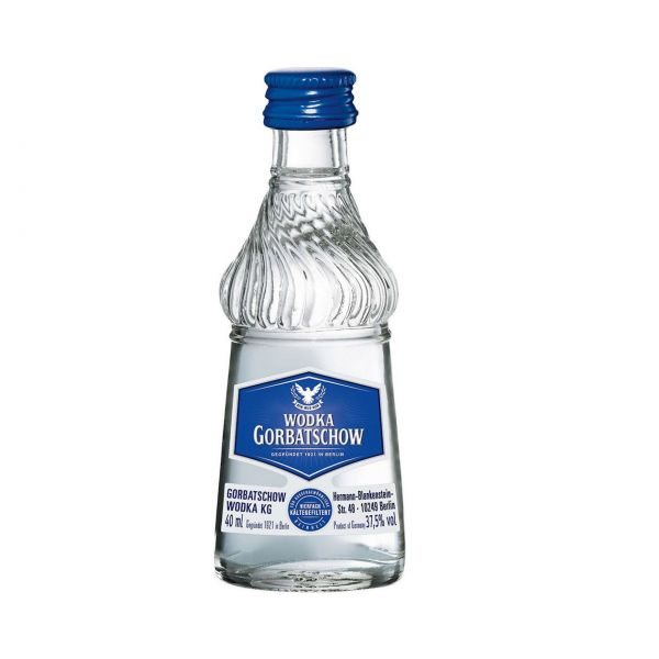 Wodka Gorbatschow, 37,5 %, 4 cl