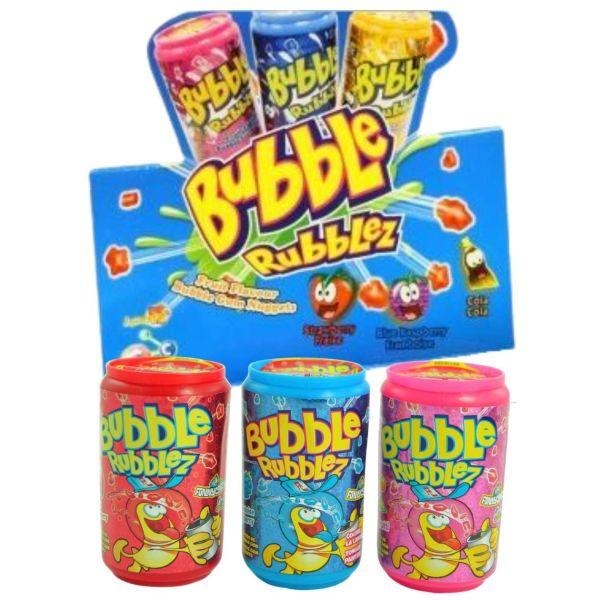 Bubble Rubblez, 60 g, sortiert