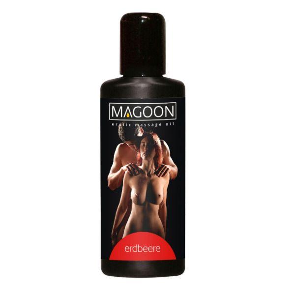 Massageöl Erdbeere