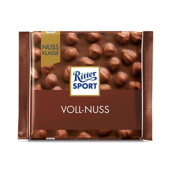 Ritter Sport mini Vollnuss, 16,57 g