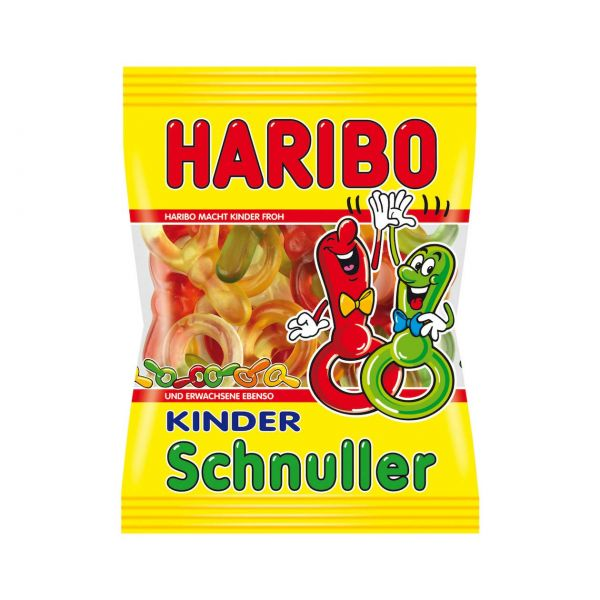 Haribo Schnuller Mini, 9,8 g