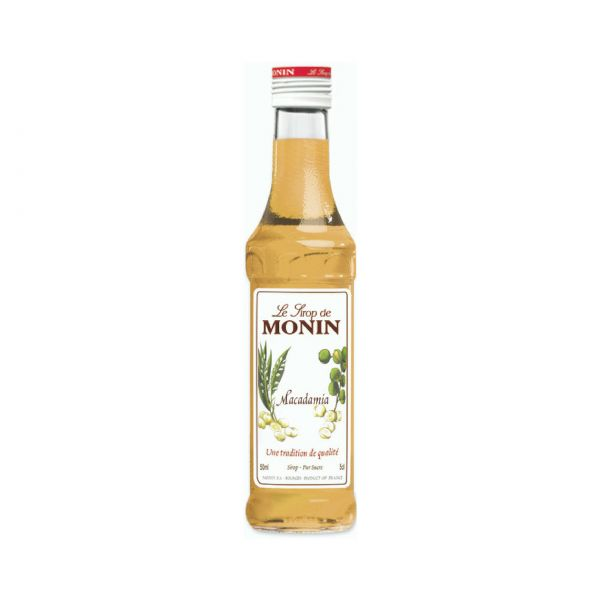 Monin Sirup Macadamia, 50 ml