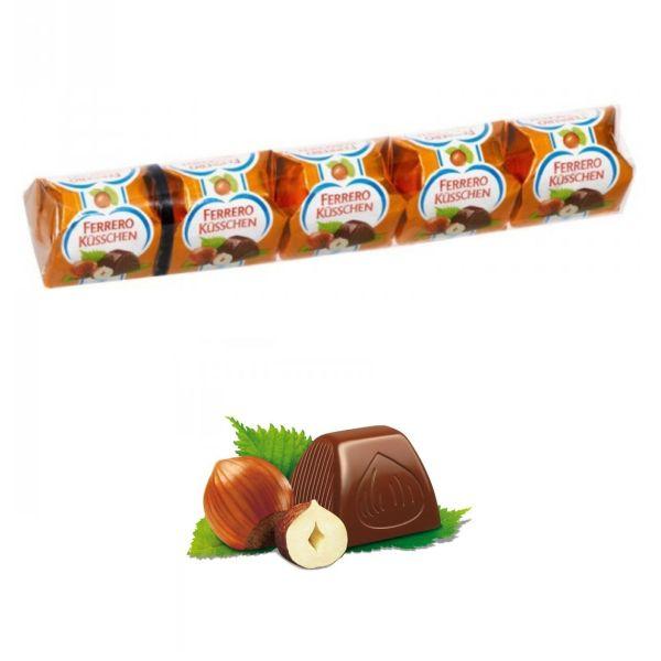 Ferrero Küsschen, 5 Stück