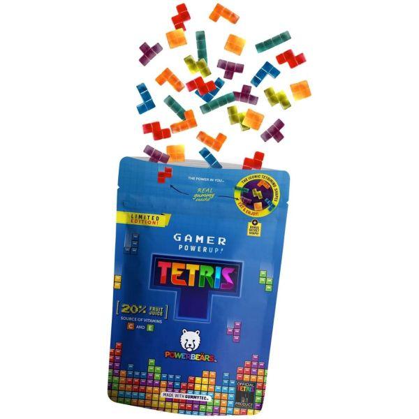 Powerbeärs Tetris, 125 g
