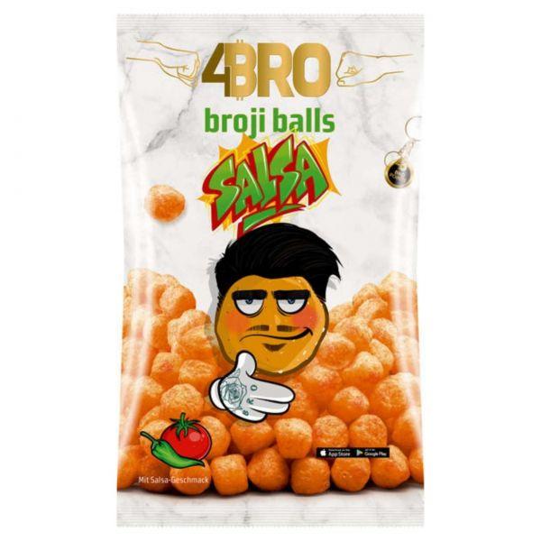 Broji Balls, Salsa