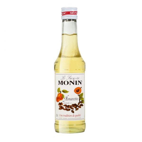 Monin Sirup Amaretto, 250 ml