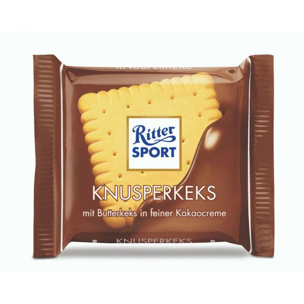 Ritter Sport mini Knusperkeks, 16,67 g