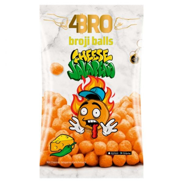 Broji Balls, Cheese Jalapeno