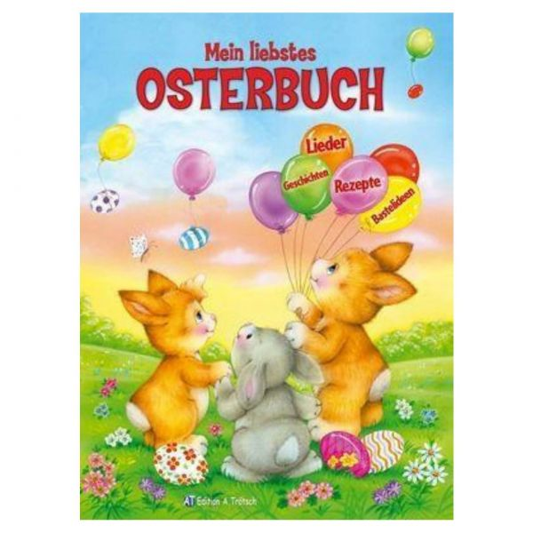 Kinderbuch: Mein liebstes Osterbuch