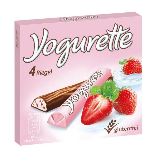 Yogurette, Erdbeere, 50 g