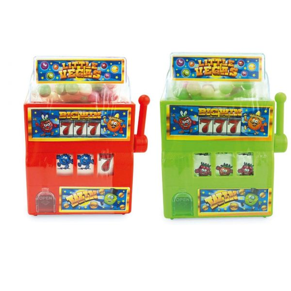 Sweet Little Vegas: Spielautomat mit süßem Gewinn