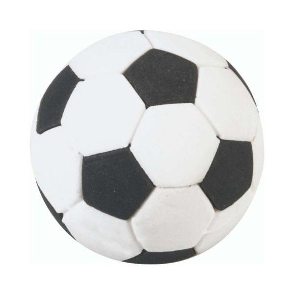 Fußball Radiergummi, Brunnen