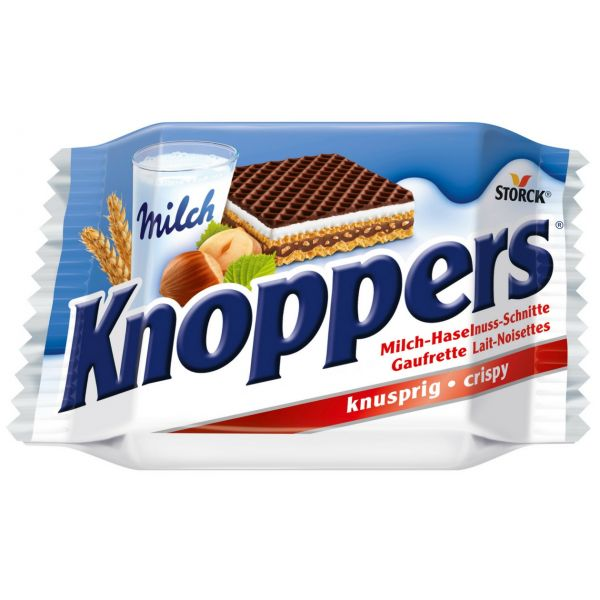 Knoppers, 25 g