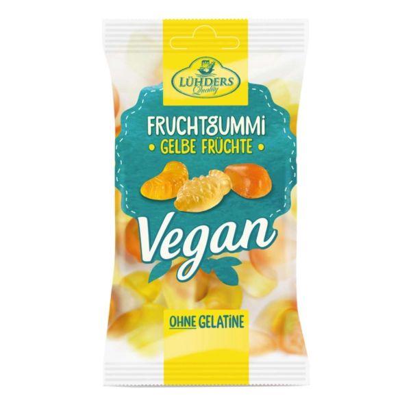Lühders Fruchtgummi vegan, Exotic Mix