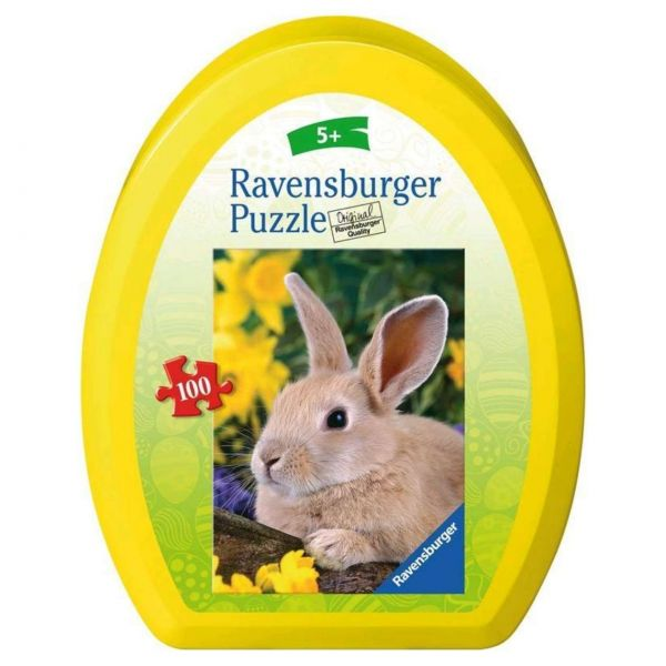 Ravensburger Puzzle: Happy Easter, 100 Teile