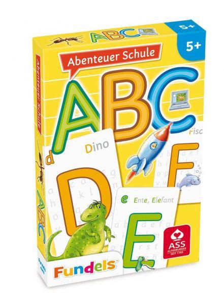 Quartett Abenteuer Schule - ABC