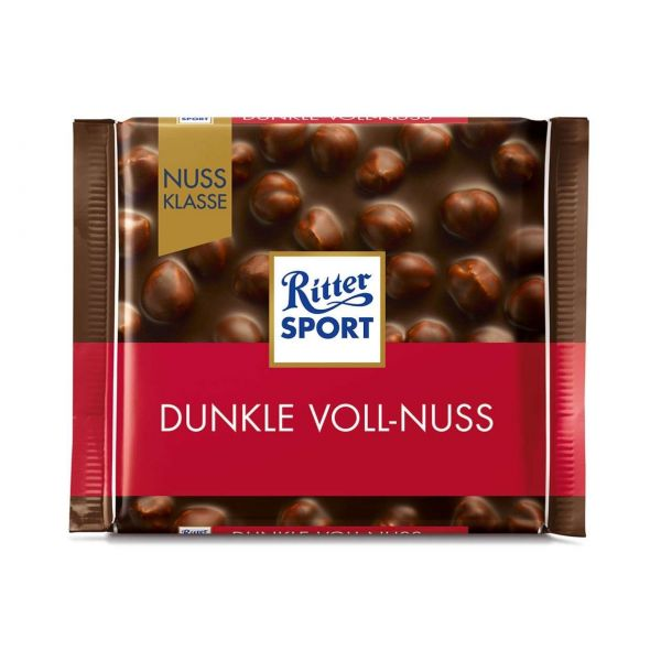 Ritter Sport mini dunkle Vollnuss, 16,57 g