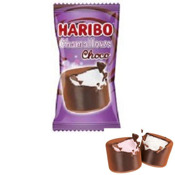Haribo Chamallows Choco, Belgien-Import, einzeln