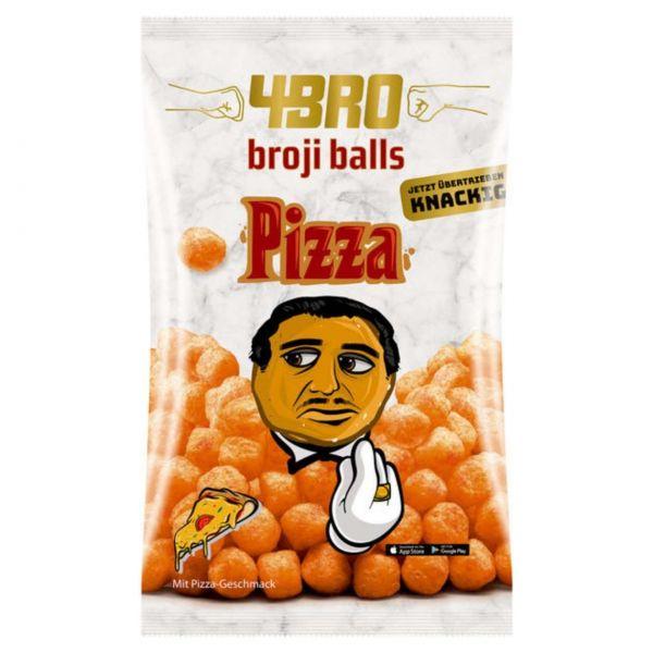 Broji Balls, Pizza