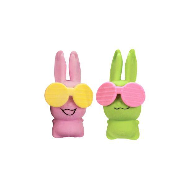 Radiergummi Coole Bunnys, 2er Set