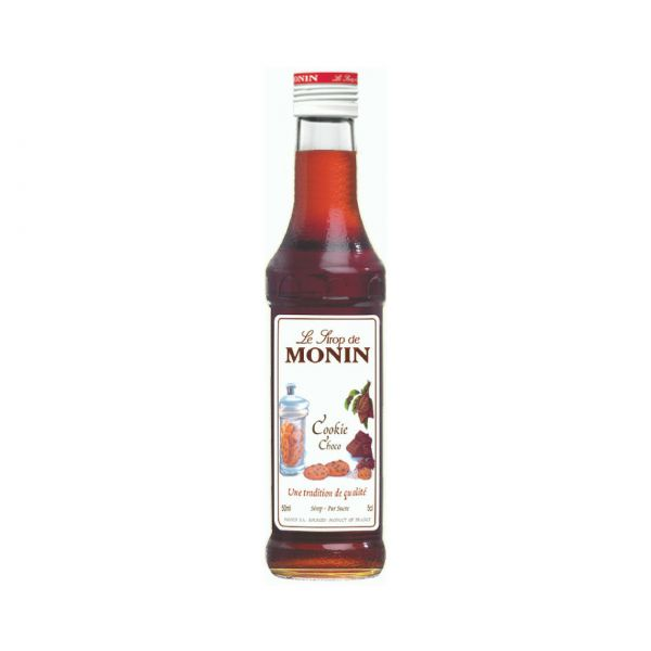 Monin Sirup Cookie Choco, 50 ml