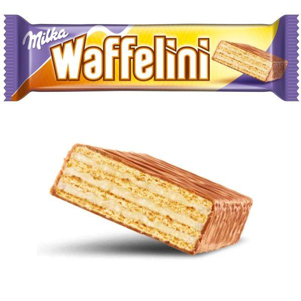 Milka Waffelini, 1 Riegel