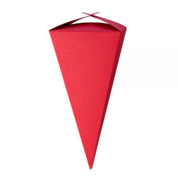 """BB Kleine Schultüte """"surprise bag"""", rubinrot"""