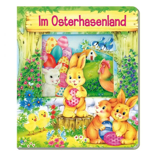Kinderbuch: Im Osterhasenland