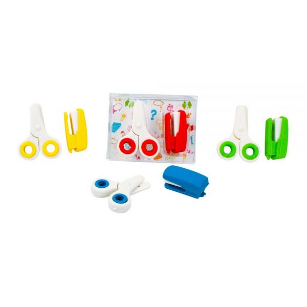 Radiergummi Figuren Office, 2er Set