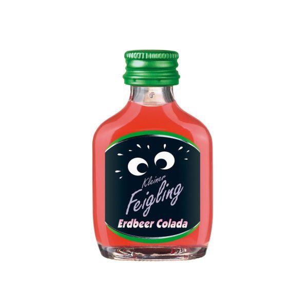 Kleiner Feigling, Erdbeer Colada, 15 %, 2 cl