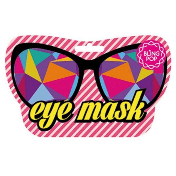 Augenmaske mit Collagen, Bling Pop