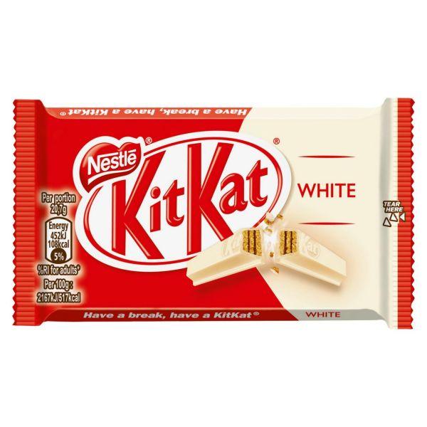 Kitkat White, 41,5 g