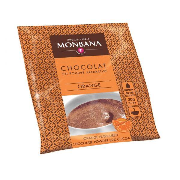 Monbana Trinkschokolade Orange