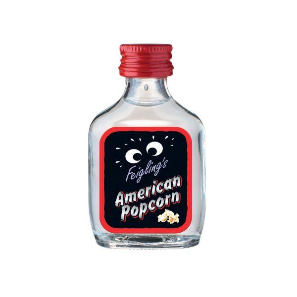 Kleiner Feigling American Popcorn, 20%, 2cl