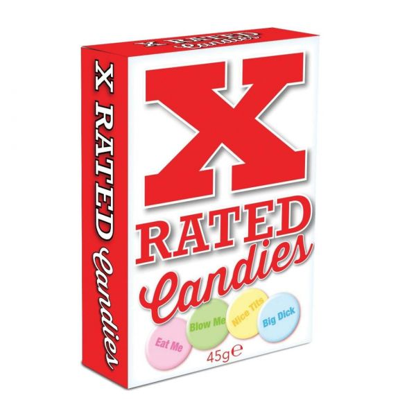 X Rated Candies