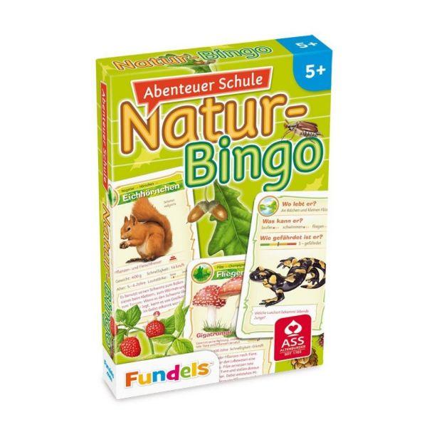 Naturbingo, Abenteuer Schule