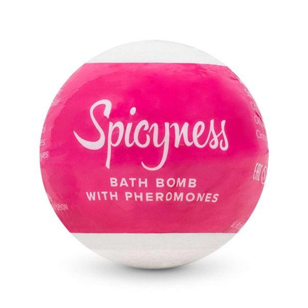 Sexy Badebombe mit Pheromonen: Spicyness