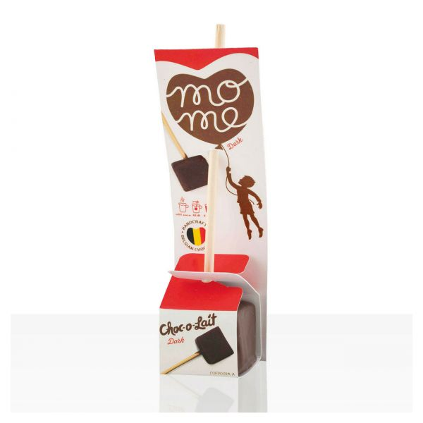 Trinkschokolade am Stiel, Zartbitter, Choc-o-lait
