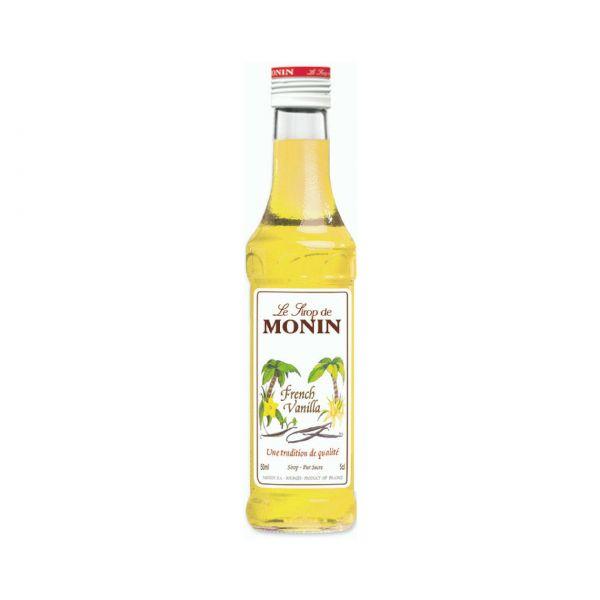 Monin Sirup French Vanilla, 50 ml