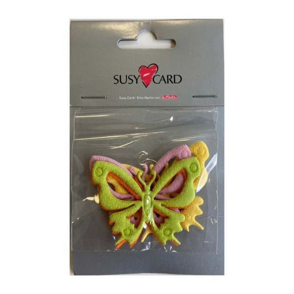 Schmetterlinge 4er Pack