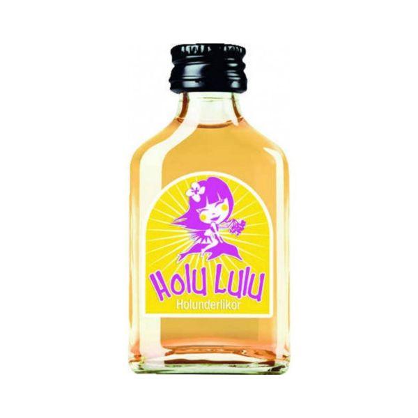 Holunderlikör Holu Lulu