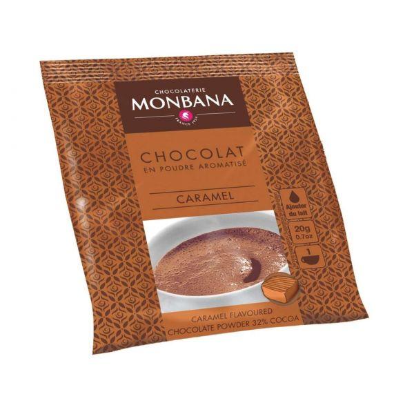 Monbana Trinkschokolade Caramel