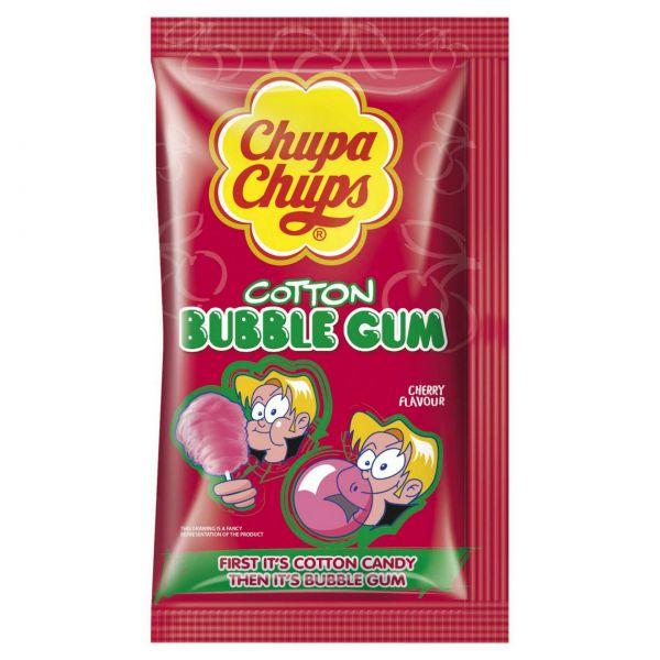 Chupa Chups Kaugummi-Watte Kirsche