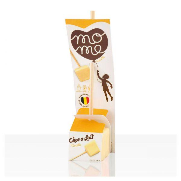 Trinkschokolade am Stiel, Vanille, Choc-o-lait