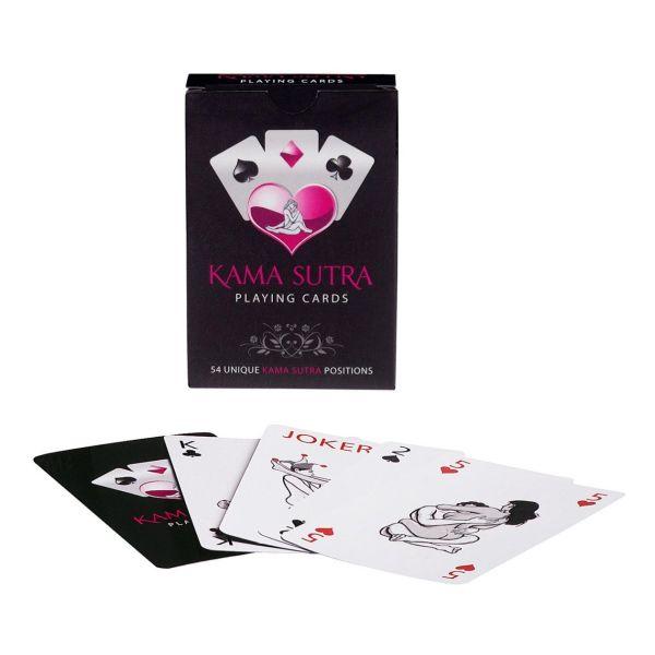 Kamasutra Karten, Schwarz-Weiß
