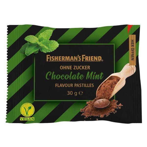 Fisherman´s chocolate Mint