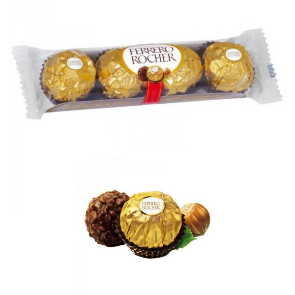 Ferrero Rocher, 4 Stück